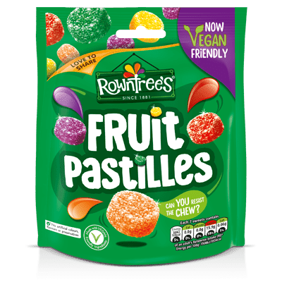 Fruit Pastilles Rowntree's 120g
