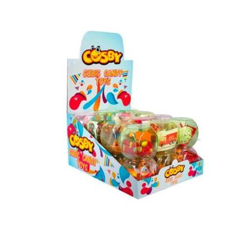 Cosby Surprise Cubic Toy 10g