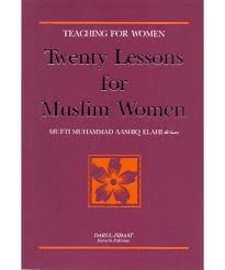 Twenty Lessons for Muslim Women