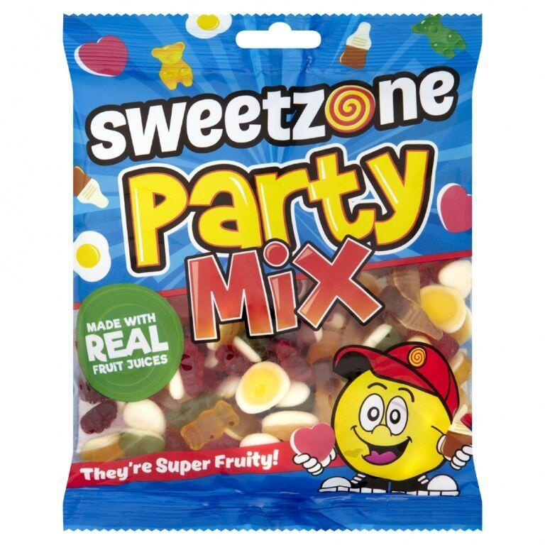 Party mix Sweetzone 200g