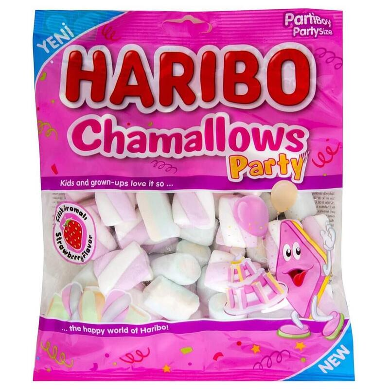 Chamallows Party Haribo 70g