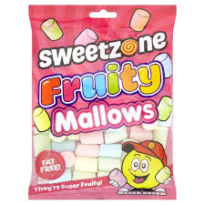 Fruity Mallows Sweetzone 140g