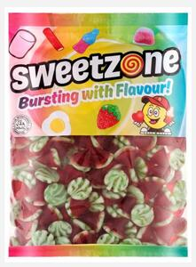 Strawberry Tops Sweetzone 1kg