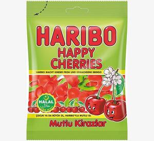 Happy Cherries 80g Haribo