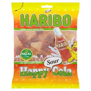 Happy Sour Cola Haribo 100g
