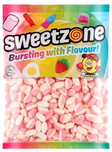 Strawberry Puffs Sweetzone 1Kg