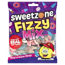 Fizzy Mix Sweetzone 90g