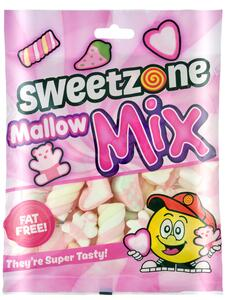 Mallow Mix Fat Free Sweetzone 140g