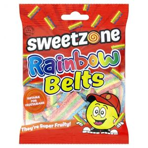 Rainbow Belts Sweetzone 90g