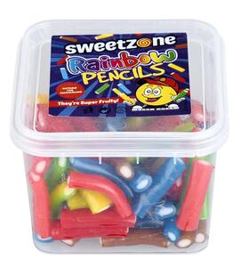 Rainbow Pencils Sweetzone 180 gram