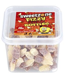 Fizzy Cola Bottles Sweet zone 180g