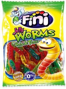 Jelly Worms Fini 75g