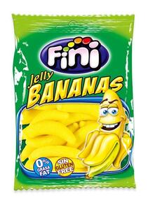 Jelly Bananas Sour Fini 75g
