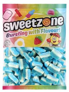 Blue Raspberry Slices SweetZone 1kg