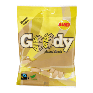GOODY Banana/Toffee Bubs 90g